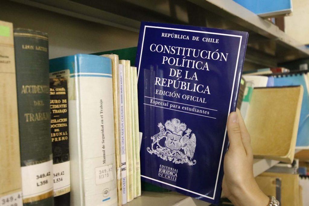 Constitucion biblioteca