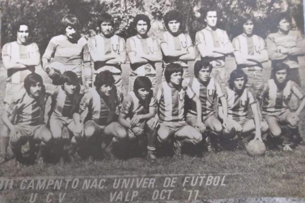 """Vicecampeones nacionales 1977: """"Con la UdeC en el corazón"""""""