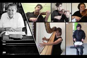 La Rosa con el Clavel, sones chilenos de la mano Sinfónica UdeC