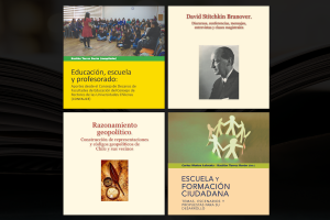 Editorial UdeC libera versiones digitales de diversos libros en su página web