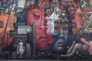 """Mural """"Presencia de América Latina"""" cumple 56 años asombrando a Chile y al mundo"""