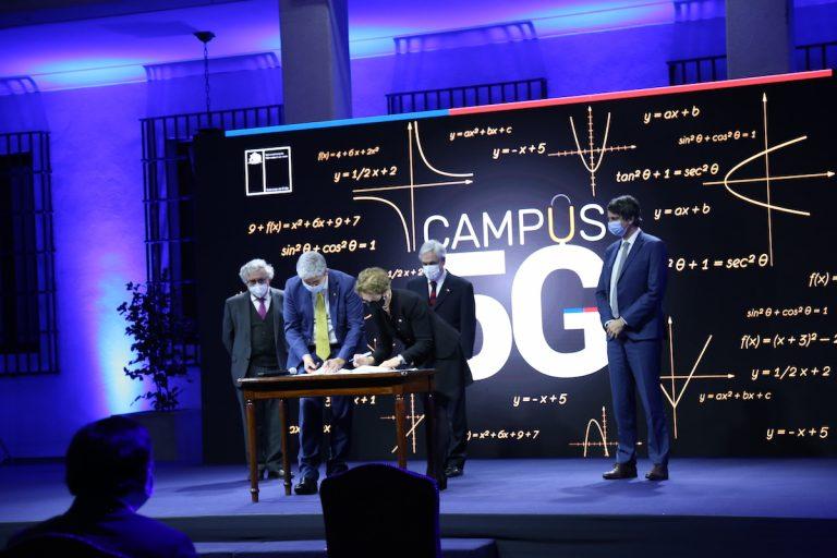 Campus 5G UdeC, un proyecto tecnológico pionero en Chile