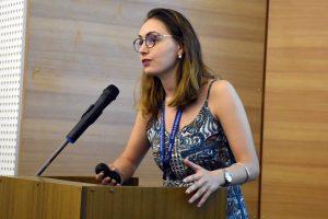 """Ornella Tiboni: """"Hay que incorporar el derecho (a la seguridad alimentaria) de forma explícita"""""""
