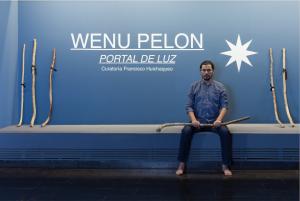 Académico y cineasta mapuche Francisco Huichaqueo presenta Wenupelon en Bienal de Berlín
