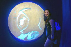 Futura Ingeniera UdeC es candidata a astronauta de la Misión Europea Asclepios