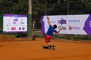 Tenis de estudiantes UdeC destaca en torneo organizado en Concepción