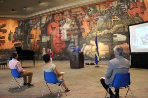 Inauguran Escuela de Verano 2021 con llamado a construir una mejor sociedad