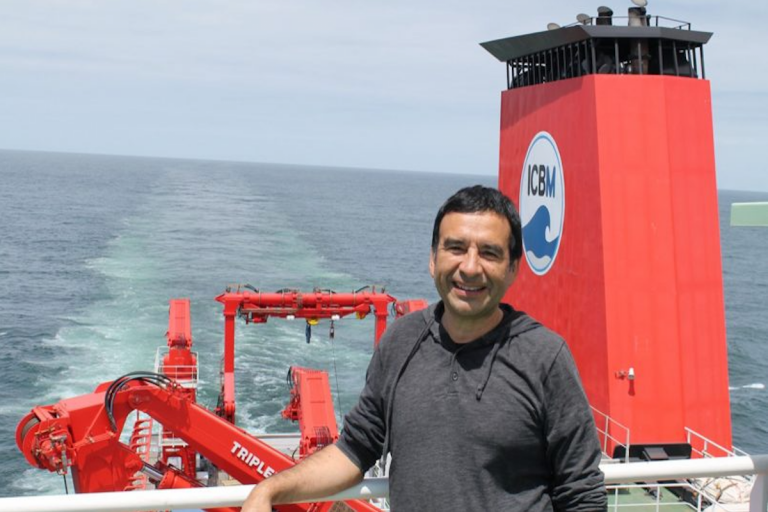 Dr. Osvaldo Ulloa es incorporado como Miembro de Número a la Academia Chilena de Ciencias