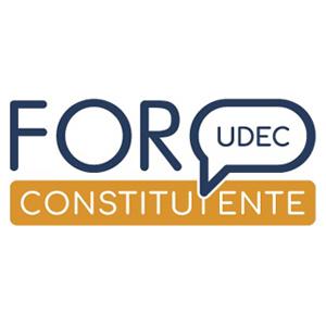 Foro Constituyente UdeC