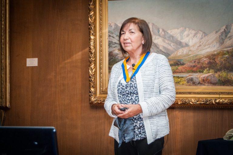 María Angélica Mondaca: la vida en la UdeC de una científica emérita