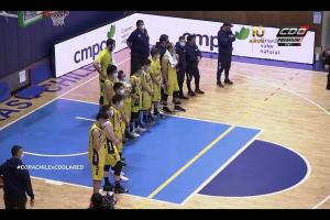 Basket UdeC cae en la final de la Copa Chile