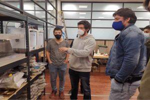 Pymes se capacitaron en nuevas tecnologías para la manufactura avanzada