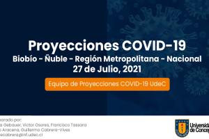 Equipo Covid-19 proyecta nueva baja en contagios y disminución en uso de camas UCI