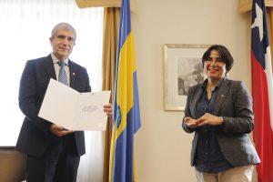 Rector Saavedra recibió propuestas de la Mesa de Trabajo Institucional