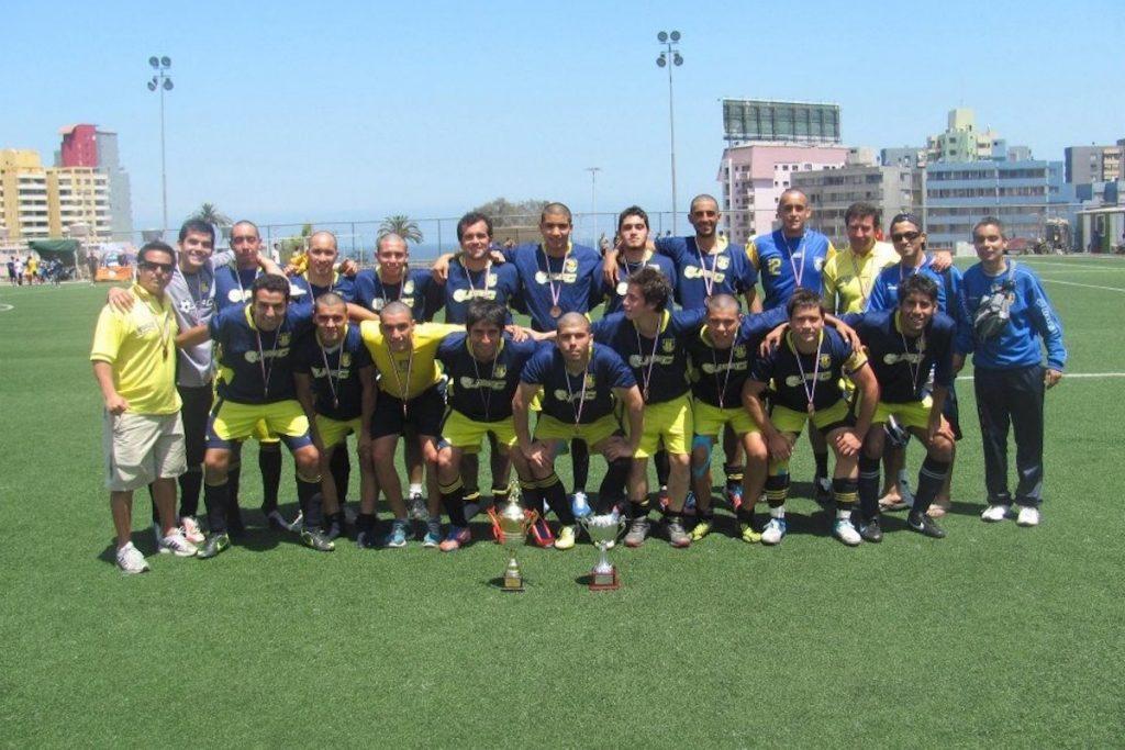 UdeC y su último podio a nivel nacional en el fútbol masculino