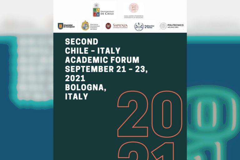 Comienza el 2° Foro Académico Chile-Italia con relevante participación de la UdeC