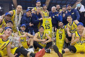 Balance de un título y lo que se viene para Basket UdeC