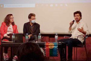 Académico y cineasta mapuche, Francisco Huichaqueo, exhibe obras en destacado encuentro en Madrid