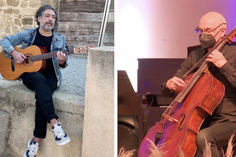 """Orquesta Sinfónica presenta """"El viejo comunista"""" junto a Manuel García"""