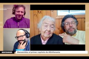 «Sinfomanía»: Corcudec abre un nuevo espacio de difusión radial