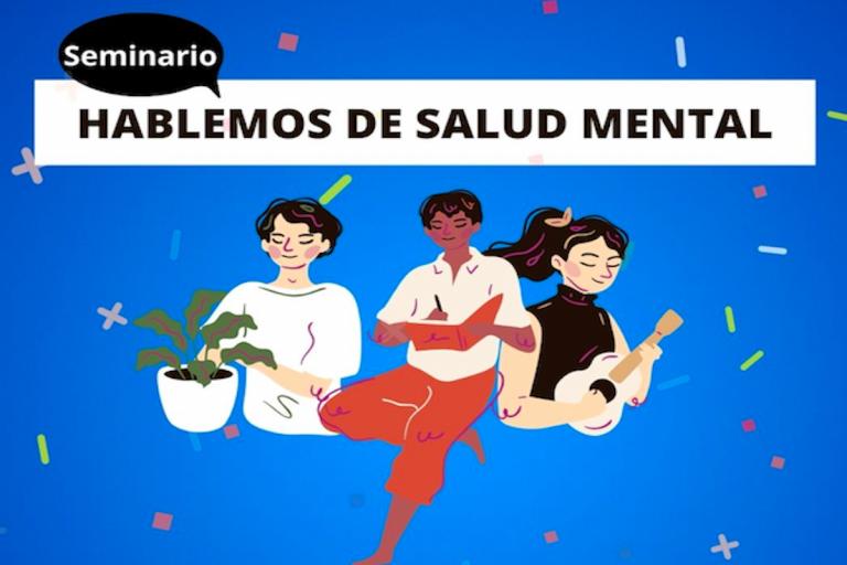 Seminario abordará salud mental, autocuidado y bienestar juvenil