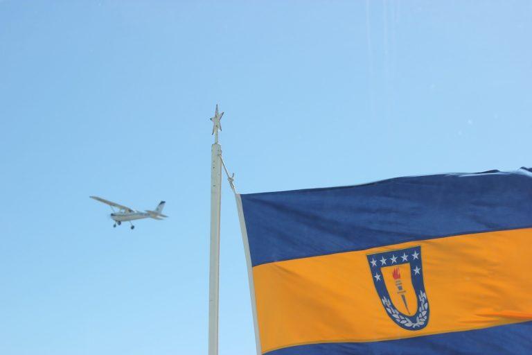 Club Aéreo Universidad de Concepción: 75 años de viajes e historias
