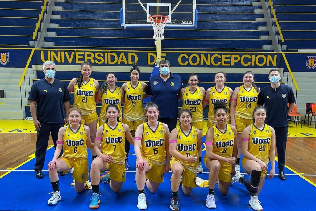 Canasta limpia: Basket UdeC consigue nuevo triunfo en Casa del Deporte